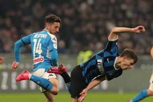 Inter Milan Vs Napoli, Laga Balas Dendam Nerazzurri