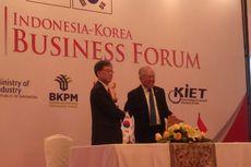 Indonesia-Korea Aktifkan Kembali Negosiasi Perjanjian CEPA