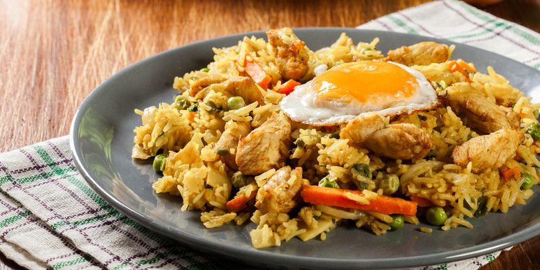buat  kosong makan  nasi goreng Resepi Ayam Azie Kitchen Enak dan Mudah
