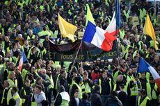Sentuh Granat Meledak, 4 Jari Tangan Demonstran Rompi Kuning Ini Putus