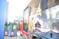 Ganjar Manfaatkan BRT Trans Jateng untuk Promosikan Pariwisata Jateng