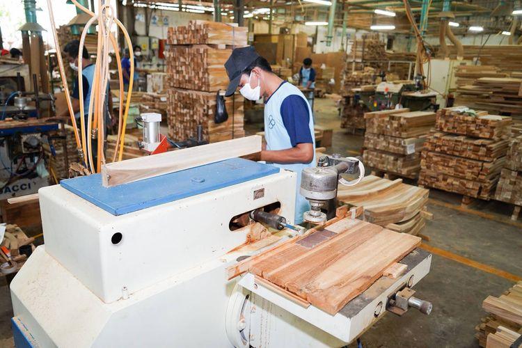 Pengusaha mebel bisa manfaatkan program restrukturisasi mesin IKM sektor furnitur dari Kemenperin
