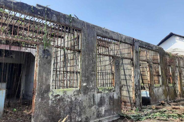 Eks Penjara Kalisosok yang ada di Jalan Kasuari, Surabaya, Jawa Timur, direkomendasikan untuk jadi wisata sejarah terintegrasi.