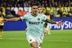Satu Lagi Pukulan Bagi Barcelona, Inter Milan Jual Mahal soal Lautaro