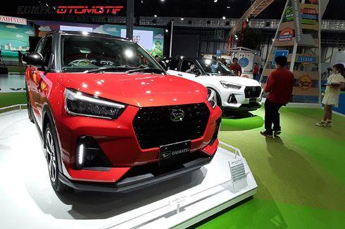 Perbedaan Teknis Daihatsu Rocky Terbaru dengan Model Lawas