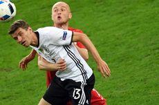Hasil Piala Eropa, Jerman dan Polandia Bermain Tanpa Gol
