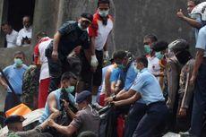 KSAU: 91 Jenazah Penumpang Hercules Masih Utuh