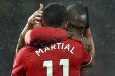 Hasil Liga Inggris, Manchester United Jaga Selisih Poin