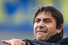 Inter Milan Vs Real Madrid, Gunung di Mata Antonio Conte