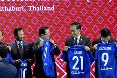 Di KTT ASEAN, Presiden Jokowi Dapat Jersey Nomor 21