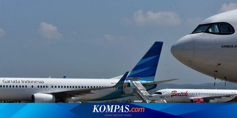 Garuda Indonesia Larang Pesawat Kargo Angkut Merek