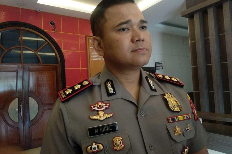 Kapolres Tanjungpinang AKBP Muhammad Iqbal,