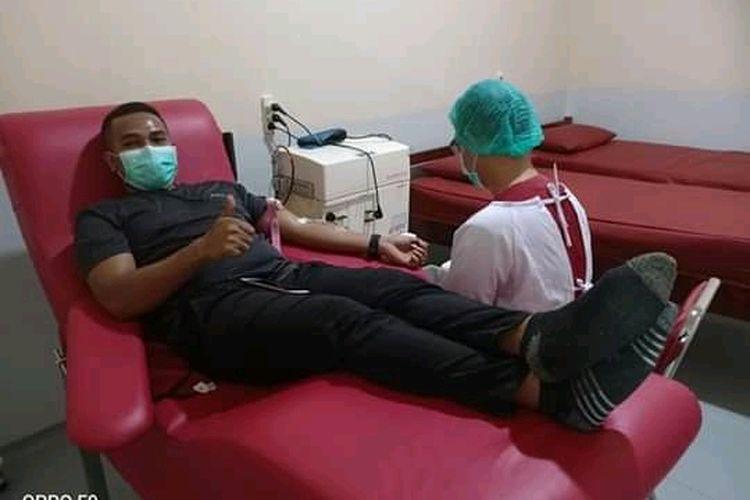 Foto :El Asamau adalah pasien positif Covid-19 pertama asal Kabupaten Alor, NTT.