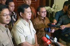 Temui Prabowo, Sudirman Said Laporkan Dugaan Kecurangan di Pilkada Jateng