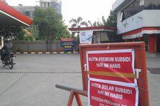 Spekulasi Kenaikan Harga BBM, Masyarakat Borong Bensin