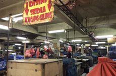 ASN DKI Jakarta yang Pantau Pasar Wajib Gunakan Masker