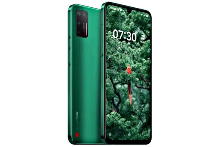 Ponsel Bikinan TikTok Jianguo Pro 3