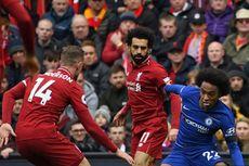 Liverpool Vs Chelsea, Mane dan Salah Kembalikan The Reds ke Puncak