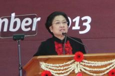 Megawati Sedih Kader PDI-P Terseret Kasus Korupsi