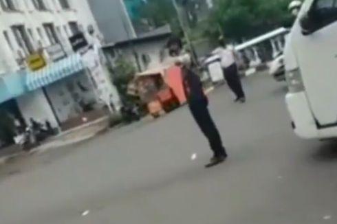 Video Viral Ambulans Tertahan Rangkaian Mobil Pejabat, Ini Penjelasan Kasudinhub...