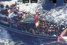 Setelah Diselamatkan, Imigran Suriah Tolak Turun dari Kapal Pesiar
