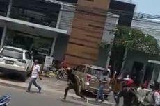 Video Viral Penyerangan di Depan Pizza Hut, Ini Kejadian Sebenarnya