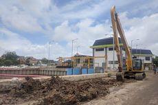 Bangun Sodetan di Sekitar Rumah Pompa Bulak Cabe, 5 Rumah Harus Digusur