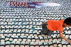 Angkat Sektor Wirausaha, 1000 Bakiak Disebar untuk Masjid di Jawa Timur