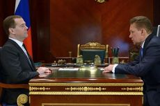 Moskwa Hentikan Diskon Harga Gas untuk Ukraina