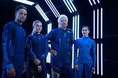 Virgin Galactic Luncurkan Baju Futuristik untuk Turis Luar Angkasa