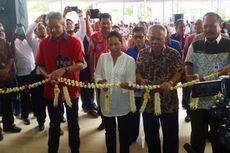Menteri PUPR dan Menteri BUMN Resmikan Rusunawa Buruh di Ungaran