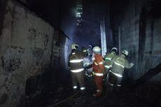 Kompor Meledak Saat Sedang Buat Kue Lebaran, Dua Rumah Kontrakan di Cakung Terbakar