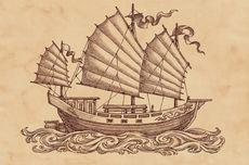 Rekam Jejak Pelayar China di Natuna