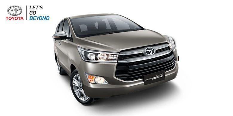 All-New Toyota Kijang Innova