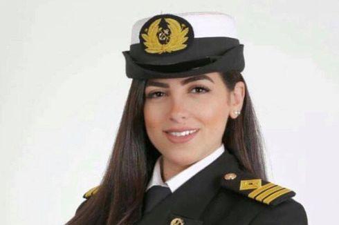 Profil Marwa Elselehdar, Kapten Kapal Perempuan Pertama Mesir yang Disalahkan dalam Insiden Terusan Suez