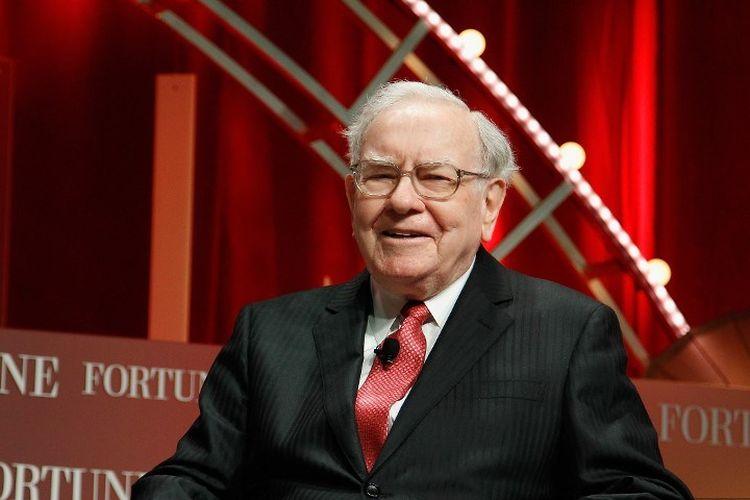 Kekayaan Warren Buffett di masa pandemi (Maret-Desember 2020) naik 28,1 persen menjadi 86,5 miliar dollar AS (Rp 1,2 kuadrilun)