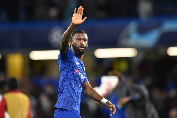 Bek Chelsea, Antonio Ruediger.
