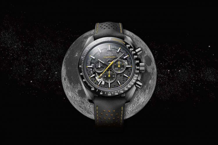 Arloji Omega Dark Side of The Moon
