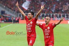Bhayangkara FC Vs Persija, VIDEO Gol Spektakuler Evan Dimas