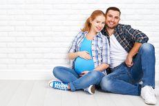 Ibu Hamil Bisa Lebih Santai Berkat Dukungan Suami