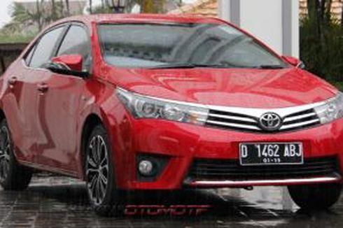 Seminggu, All-New Corolla Altis Langsung Terjual 170 unit