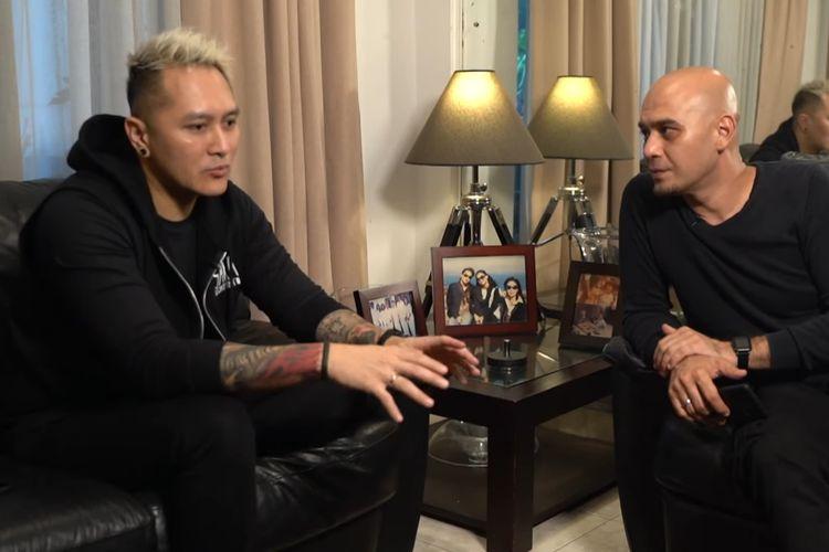 Demian Aditya bersama Nico Oliver