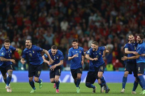 Prediksi Final Euro 2020 - Ranieri Jagokan Italia, tetapi Inggris..