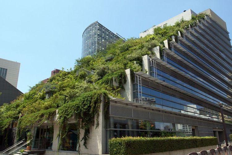 Dibuka pada tahun 1995, bangunan ini menjadi pusat kebudayaan di pusat kota Fukuoka, Jepang.