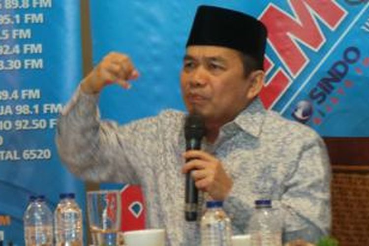 Ketua DPP PKS Jazuli Juwaini