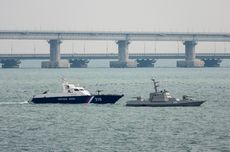 Rusia Bakal Kembalikan 3 Kapal yang Ditahan ke Ukraina