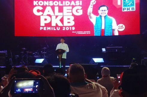 Jokowi: PKB Trennya Naik Terus, kalau Dibiarkan Bisa Tiga Besar