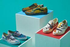 Menikmati Karya Seniman Dunia di Sepatu Vans