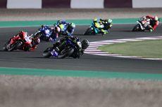 Hasil MotoGP Qatar 2021 - Vinales Juara Salip Bagnaia, Rossi Terlempar 10 Besar