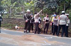 Briptu Andry Tewas Ditabrak Mobil Anggota TNI yang Mengantuk di Pondok Ranggon